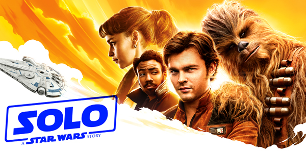 Solo: A Star Wars Story Peview