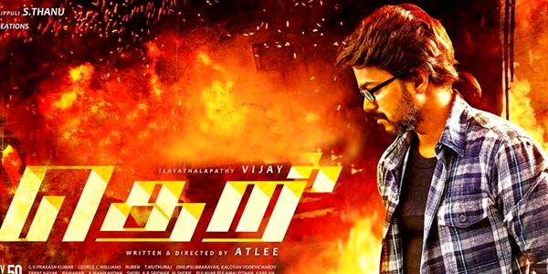 Theri Music Review