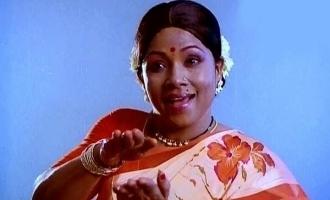 நடிகை ஆச்சி மனோரமா பிறந்த தினம் இன்று...