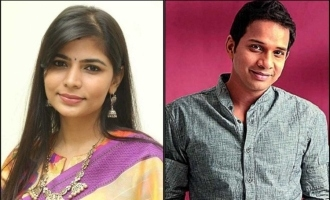 Singer Karthik finally responds to Chinmayi's Me Too allegations