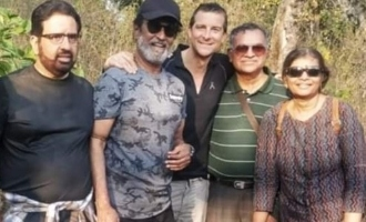Rajini returns home explains what really happened in Man vs Wild