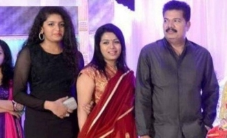 Director Shankar's daughter to marry a cricketer - Photo, wedding date and other details