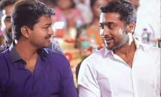 Vijay and Suriya's awesome childhood photo together goes viral