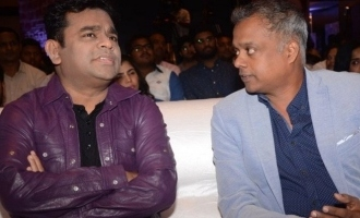A.R. Rahman and Gautham Menon reunite for 'Puppy' hero Varun?