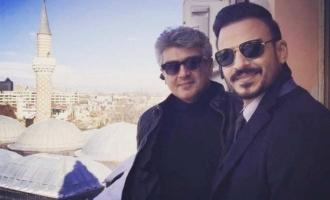 Thala Ajith's thambi praises Thalapathy Vijay's 'Bigil' teaser