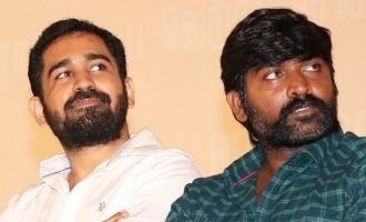 Vijay Antony replaces Vijay Sethupathi ?