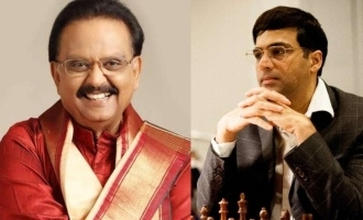 Chess legend Vishwanathan Anand recollects how SP Balasubrahmanyam helped him!