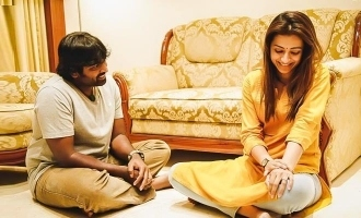 Vijay Sethupathi and Trisha's unseen cute video turns viral!