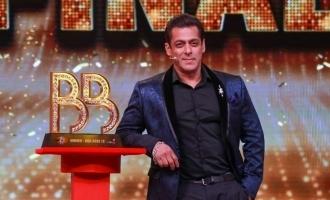 Salman Khan's massive salary for hosting Bigg Boss 15 revealed