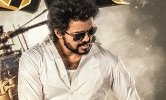 HBD Thalapathy Vijay - The 'Beast' second look is the absolute showstopper