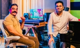 Breaking! Kamal Haasan revives his dream movie with A.R. Rahman