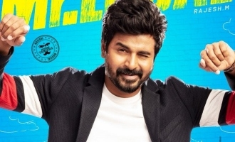 Sivakarthikeyan's 'Mr. Local' release date officially announced