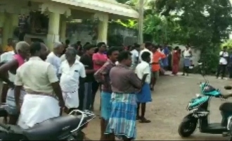 Blast in Kancheepuram temple premises