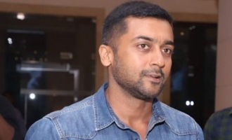 Suriya fans turn into real 'Kaappaans' for important social cause