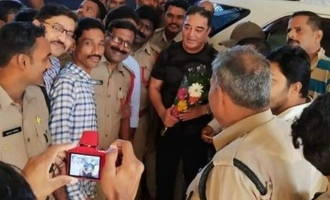 Kamal Haasan gets red carpet welcome at Central jail