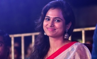 Ramya Pandian signs movies with two popular production houses!