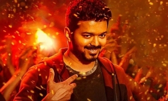 You will not be leaving 'Bigil' theaters after movie ends