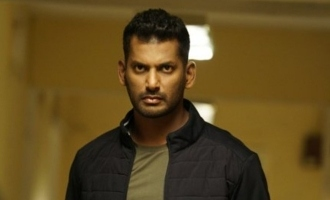 Vishal's next gets a mysterious title!