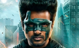 Sivakarthikeyan's 'Hero' goes the 'Batman' way