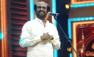 Superstar Rajinikanth's mass 'Darbar' speech and emotional story of how he chose Tamil Nadu