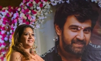 Meghana Raj and Chiranjeevi Sarja blessed with a baby!