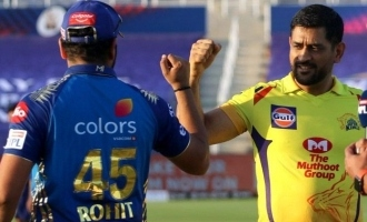 CSK starts with a bang; beats MI by 5 wickets in the opener