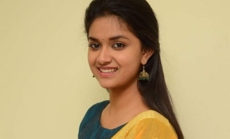 Reason why Keerthy Suresh is losing weight