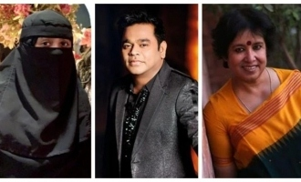 AR Rahman's daughter gives stunning reply for popular writer!