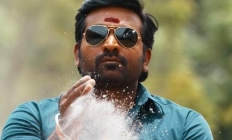 Vijay Sethupathi's edge of the seat thriller gets exciting title!