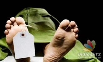 Tamil serial actor and actress commit suicide in home!