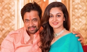 Aishwarya Arjun's cute nostalgic birthday wishes to Arjun!