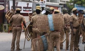 சாத்தான்குளம் சம்பவம் எதிரொலி: பிரெண்ட்ஸ் ஆப் போலீசுக்கு தடை