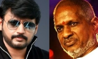 Prashanth and Ilayaraja reunite after ten years