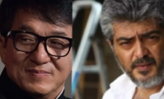 Jackie Chan faces same problem that affected Thala Ajith and makes an announcement