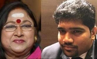 Legendary actress Vanishree's son found dead