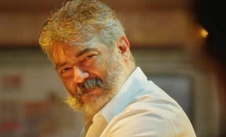 Sathyajyothi Thyagarajan announces the real collections of Thala Ajith's 'Viswasam'