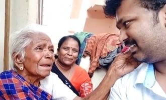 103 வயது பாட்டிக்கு சென்னையில் இருந்து வீடியோ காலில் இறுதிச்சடங்கு செய்த உதவி இயக்குனர்