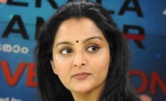 Director arrested on Manju Warrier's complaint