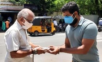 Aari Arjunan's kind gesture winning hearts on internet