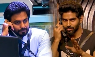 Bigg Boss 4 will Aari answer Balaji's sharp questions?