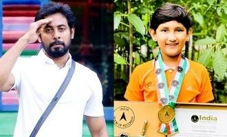 Aari salutes 7 year old environmental achiever Prasiddhi Singh on Republic Day
