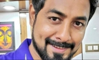 Aari gives a massive update on his new movie