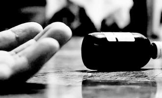 விஷம் குடிப்பதை செல்பி எடுத்து தற்கொலை செய்த நடிகை: பரபரப்பு தகவல்