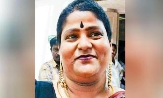 நள்ளிரவில் கவர்ச்சி நடிகை வீட்டில் நடந்த சம்பவம்: சென்னையில் பரபரப்பு