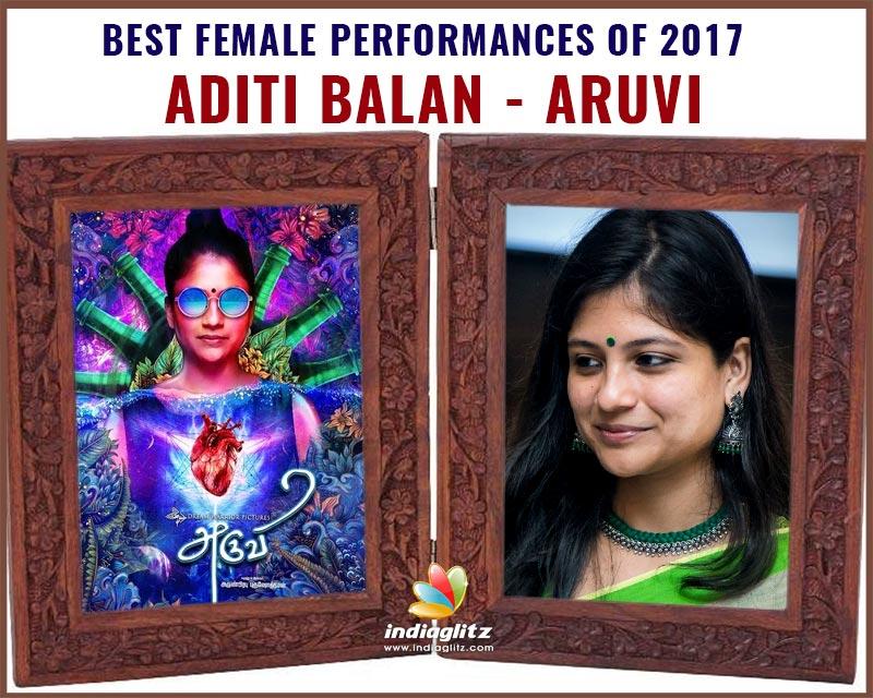Aditi Balan - Aruvi