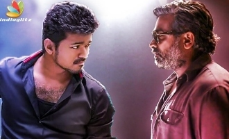 Confirmed! Vijay Sethupathi to lock horns with Thalapathy Vijay