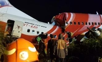 Black Box from the Air India Flight that crash landed at Kozhikode recovered!