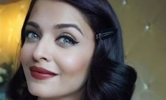 Aishwarya Rai Bachchan's candid photo from 'Ponniyin Selvan' shooting spot goes viral