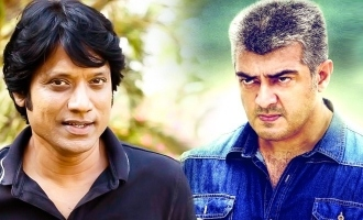 S.J. Suryah as Thala Ajith's villain?