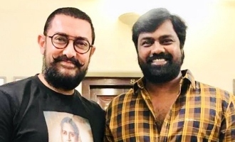 Is Aamir Khan acting with Vijay Sethupathi?